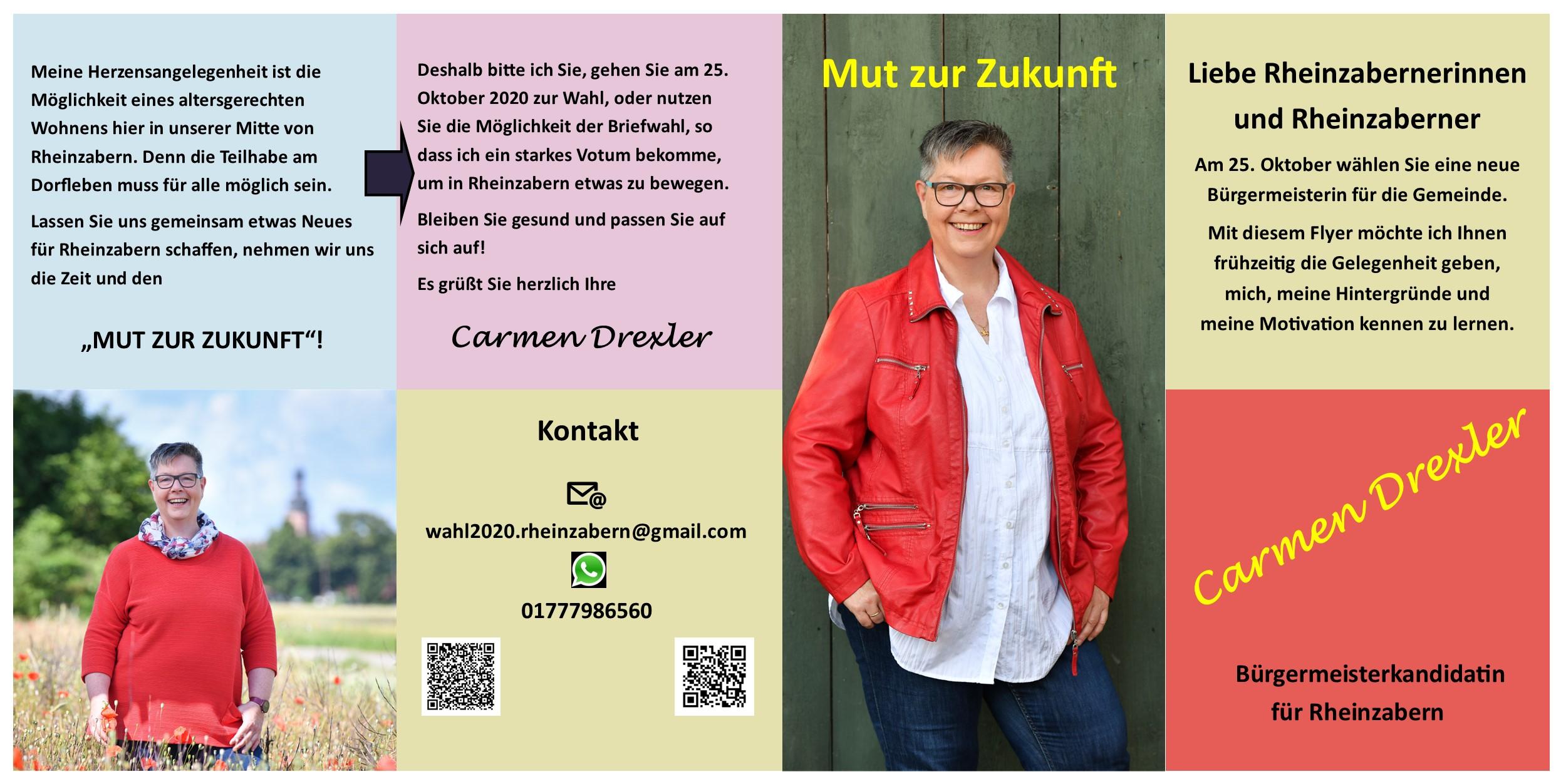 Wahl 2020 Rheinzabern